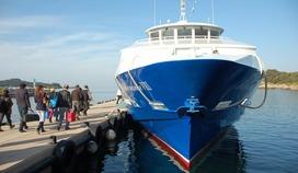 TVM / TLV, navettes pour les îles