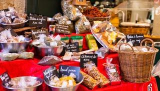 Grand marché des îles d'Or - Hyères