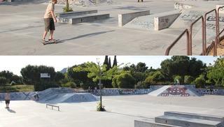 Le Skate Park d'Hyères - Hyères