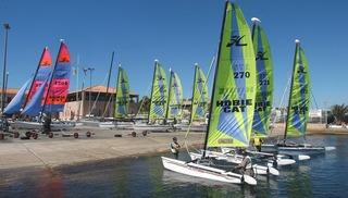 Base nautique municipale - Hyères