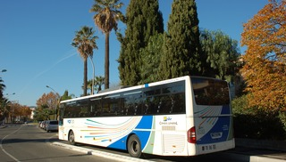 Varlib', réseau de transport départemental du Var - Toulon