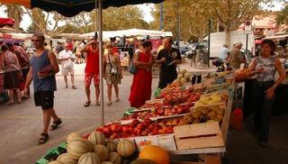 Marché de L'Ayguade - Hyères