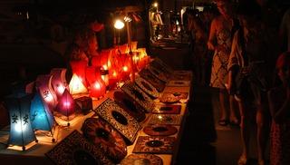 Marché nocturne de l'Ayguade - Hyères
