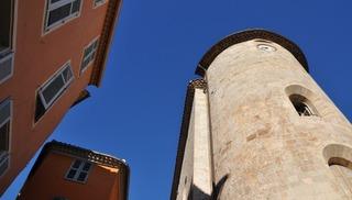 Tour des Templiers (Tour saint Blaise) - Hyères