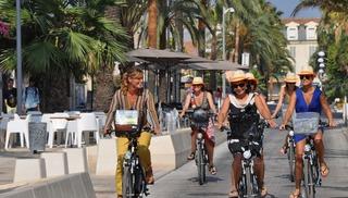 Les vélos de Valérie : location de vélos électriques - Hyères