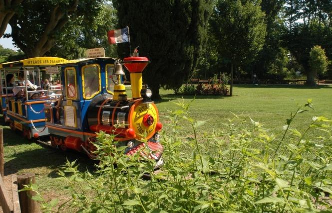 Le parc Olbius Riquier 16 - Hyères