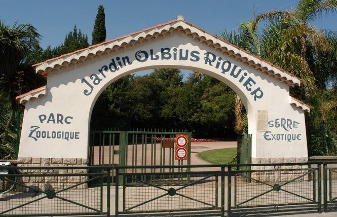 Le parc Olbius Riquier 5 - Hyères